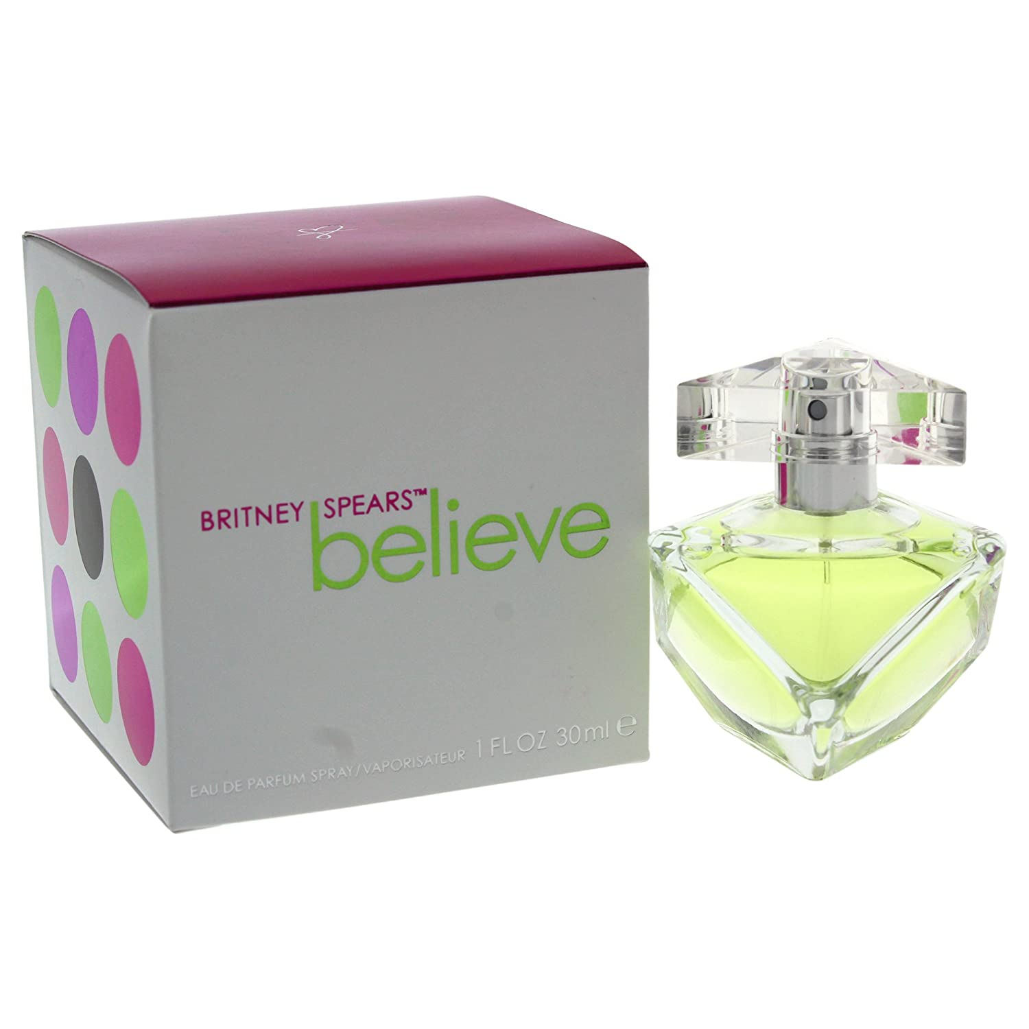 Britney Spears Believe Agua de Perfume - 30 ml 160498