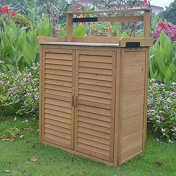Amazon.com Crystalzhong,FP Garden Cabinet Outdoor Locker