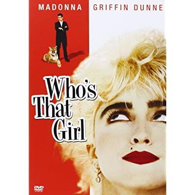 Who's That Girl [Alemania] [DVD]