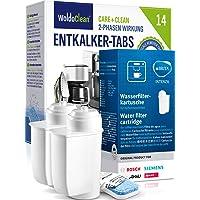 Onderhoudsset waterfilter & ontkalkingstabletten voor volautomatische koffiemachines - 2x Brita Filter TZ70003 & 12x…