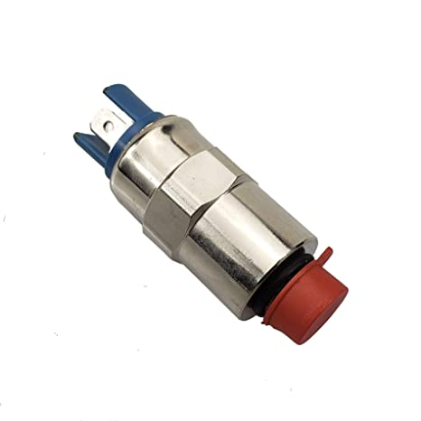 Fuel Shutoff Stop Solenoid 26420472 7185 900T For Delphi Perkins Engine 1000 Series And Lucas CAV 7167 620C 7167 620D