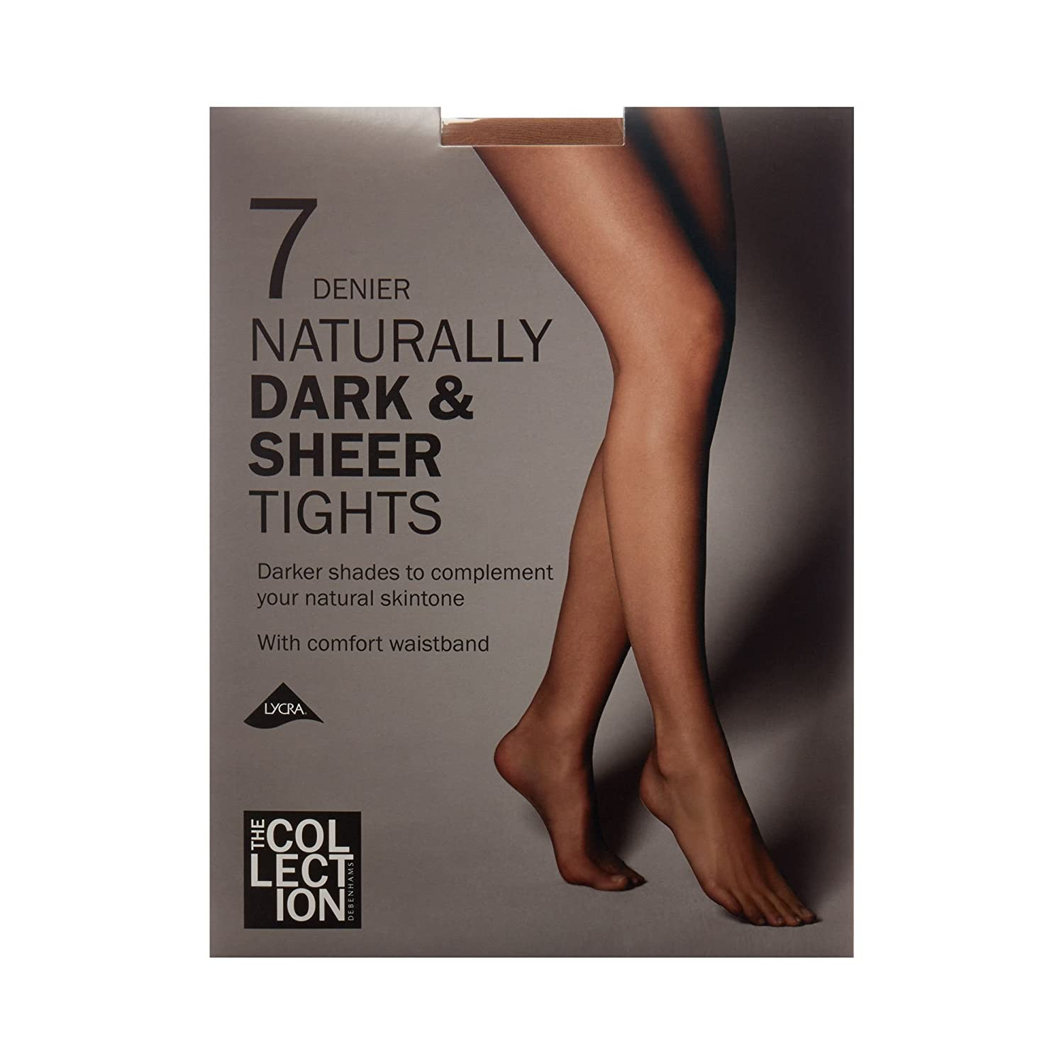 acec5064ef730 The Collection Womens Olive Green Sheer 7 Denier Tights: Debenhams:  Amazon.co.uk: Clothing