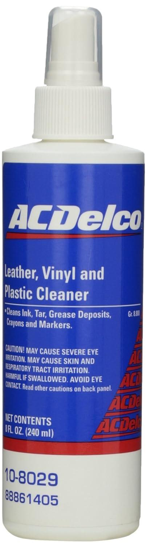 Genuine GM Fluid 88861405 Leather, Vinyl and Plastic Cleaner - 8 oz. General Motors