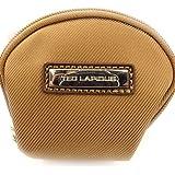 Ted Lapidus [L2691] - Porte-monnaie 'Ted Lapidus' camel