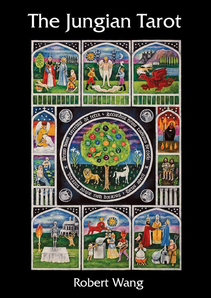 The Jungian Tarot Deck: Robert Wang: 9781572819061: Amazon