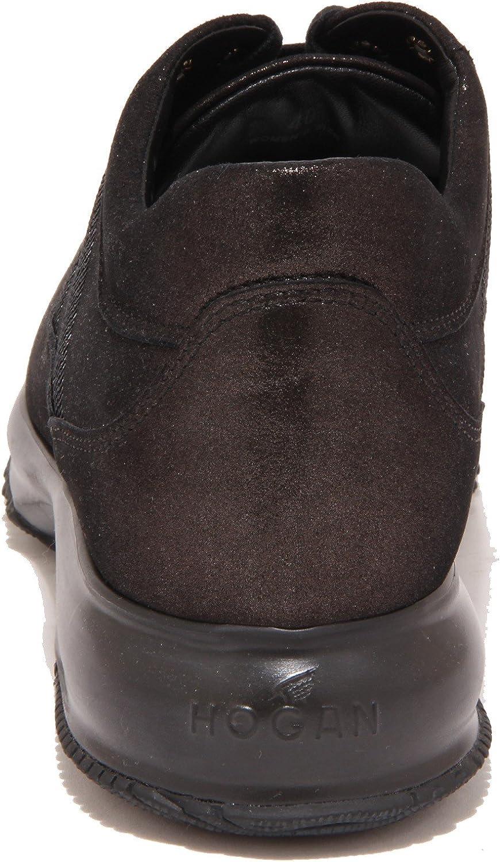 5643O Sneaker Interactive Nero Scarpa Donna Shoe Woman Nero