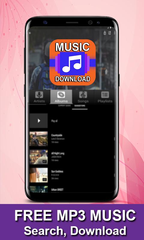 Mp3 Music : Download free Downloder Best Platform: Amazon.es: Appstore para Android