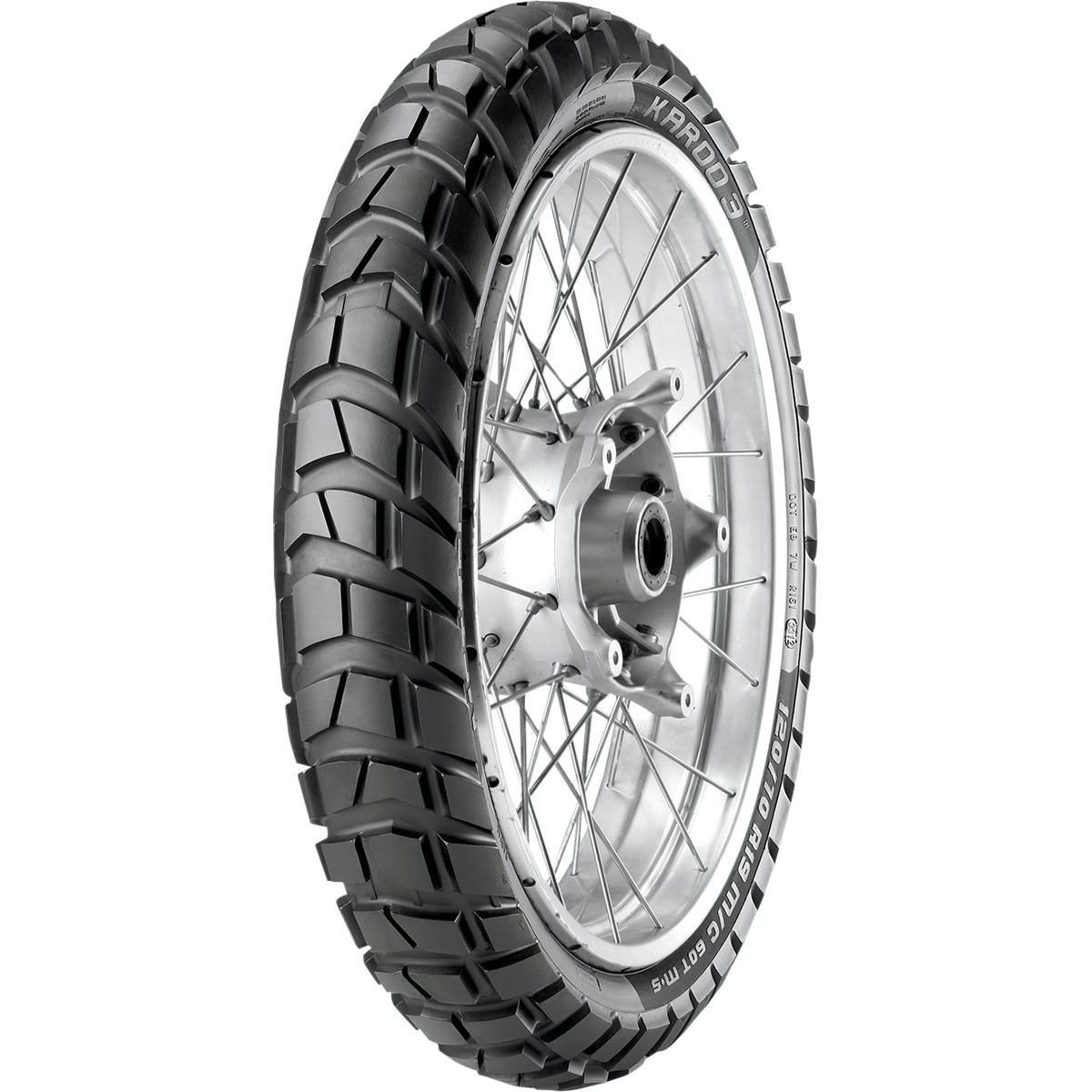 Metzeler Karoo 3 Front Tire 90//90-21 TL