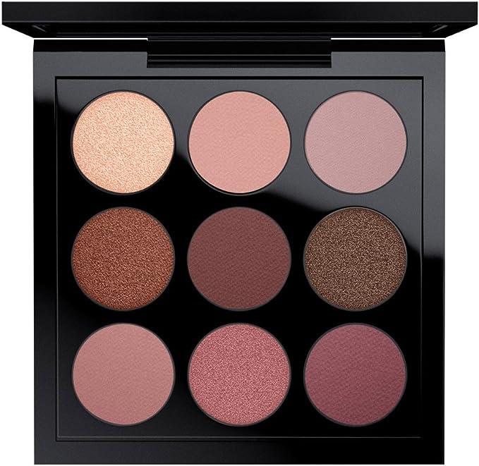 Mac Eye Shadow X 9: BURGUNDY TIMES NINE by M.A.C: Amazon.es: Belleza