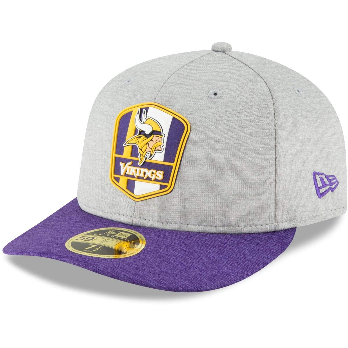 New Era 59Fifty LP Fitted Cap NFL Minnesota Vikings