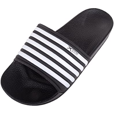 f293a03ff Absolute Footwear Childrens Kids Summer Holiday Beach Sliders Shoes Mules -
