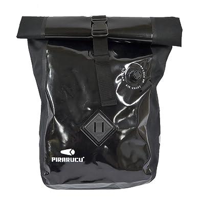 1ca82cfae3 [ピラルク] PIRARUCU 防水 リュック リュックサック バックパック デイバッグ 防水バッグ 大容量