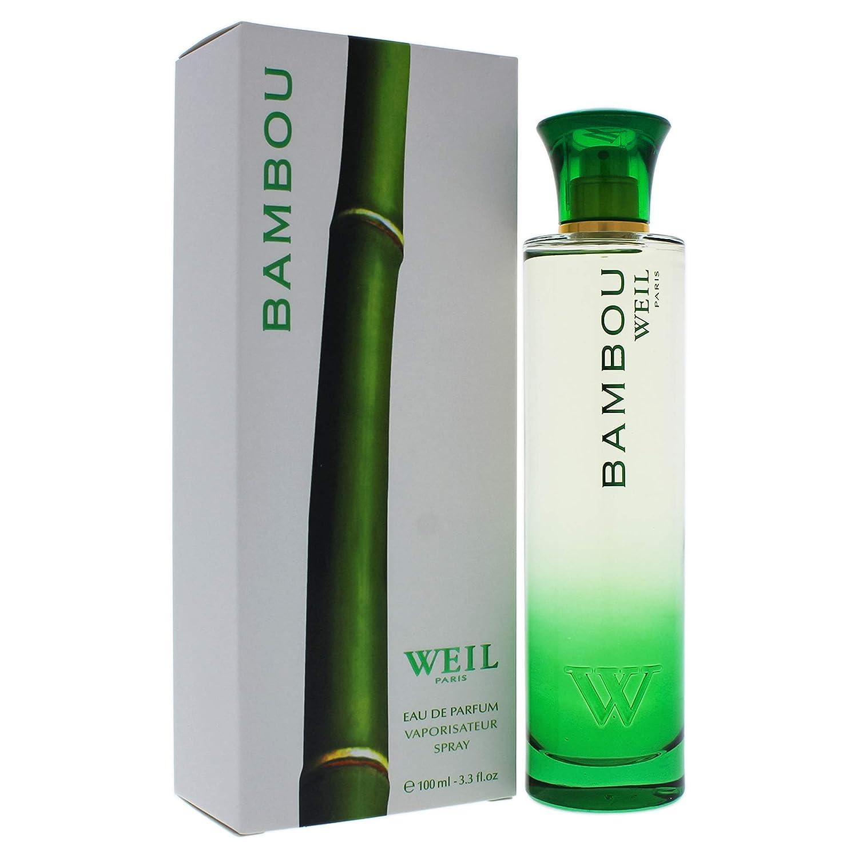 Bambou Glace by Weil Eau De Parfum Spray 3.3 oz 100 ml