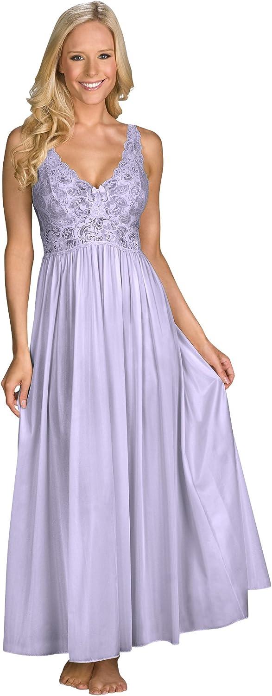 Shadowline Classy Nightgowns for Women, Elegant Women's Sleepwear