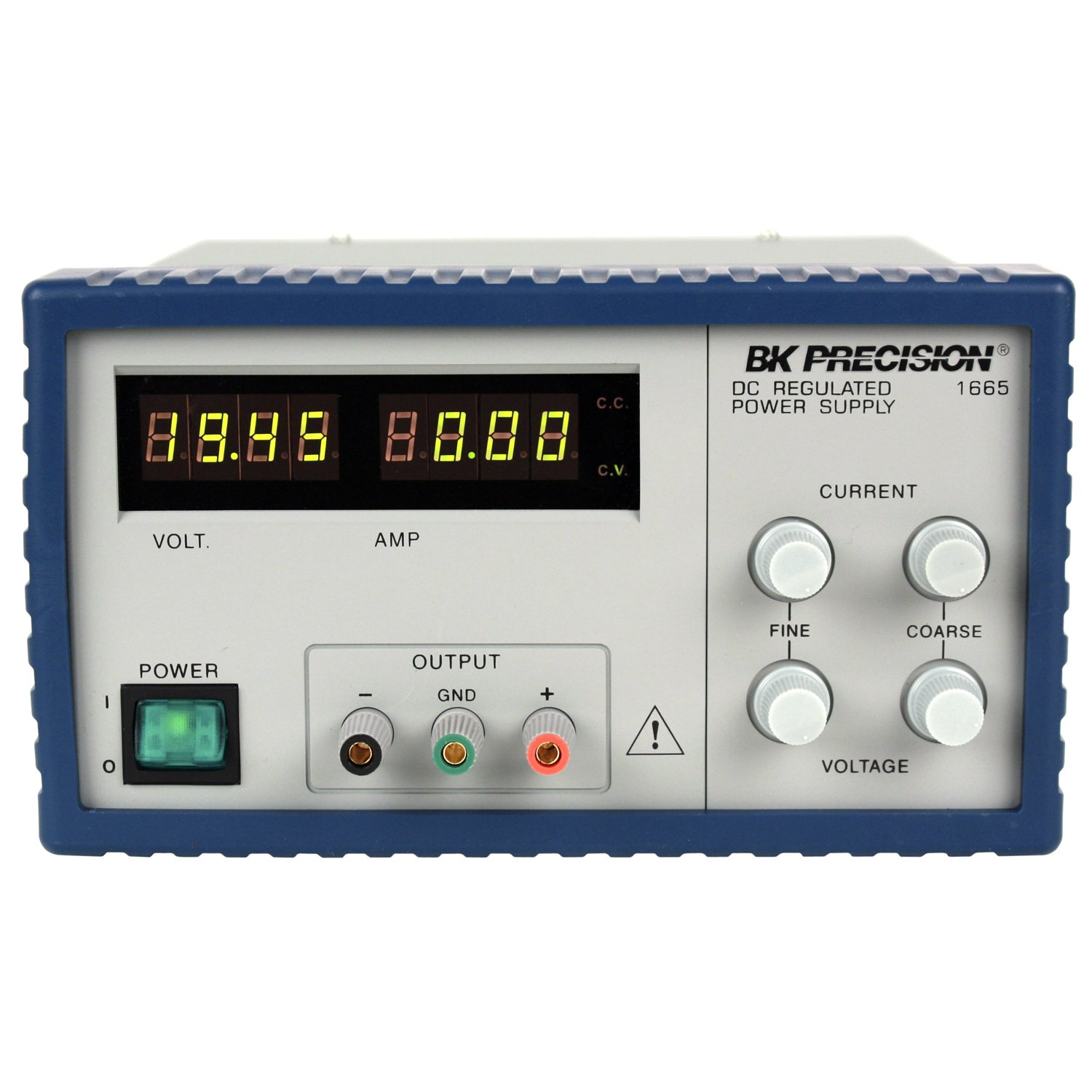 B&K Precision 1665 Bench Switching DC Power Supply Series, 1 to 19.99 Vdc, 0 to 9.999 A
