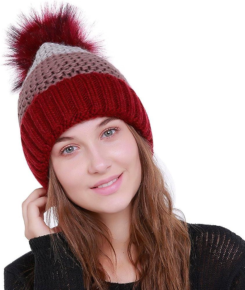 TWGONE Knit Cap Warm...