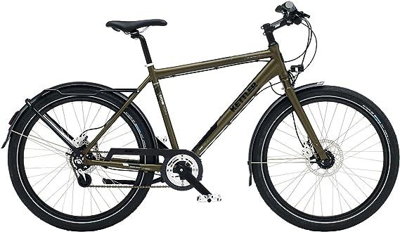 Kettler - Bicicleta de paseo (26