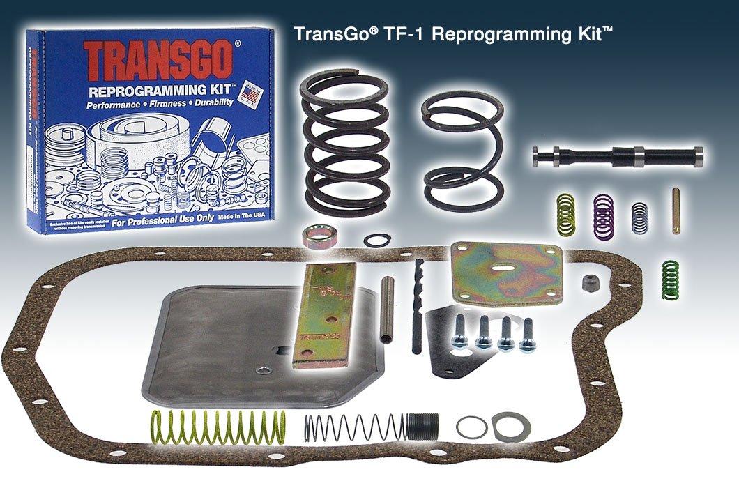 Transgo TF1 Reprogramming Kit, HD & Hi-Perf w/