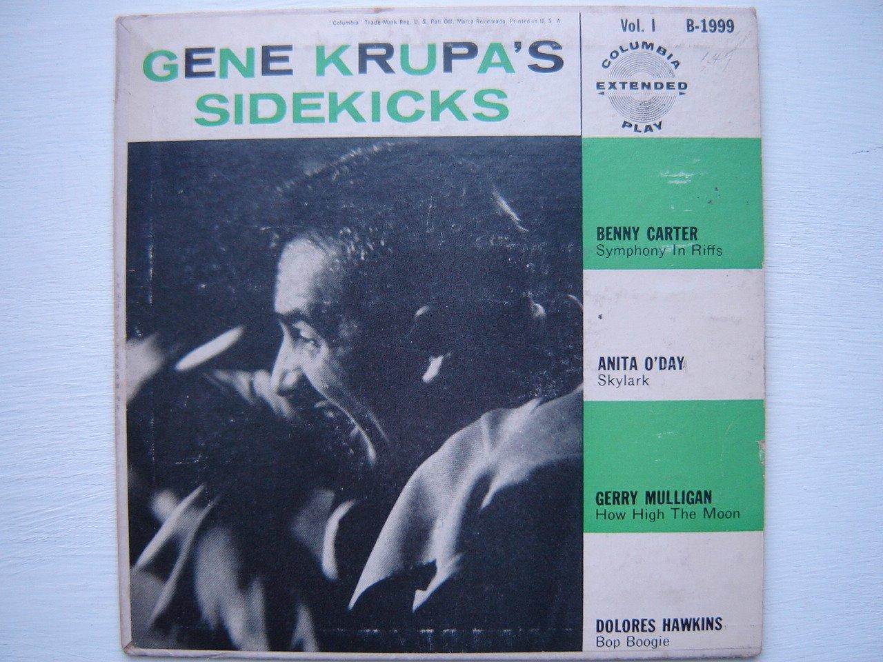 Gene Krupa's Sidekicks