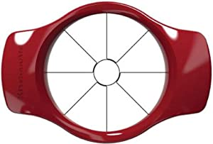 KitchenAid KE305OHERA Classic Fruit Slicer, One Size, Red