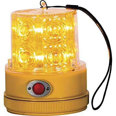Buyers Products SL475A Beacon Mount (Beacon,24-Led,Amber,Battery,Mag Mount): Automotive