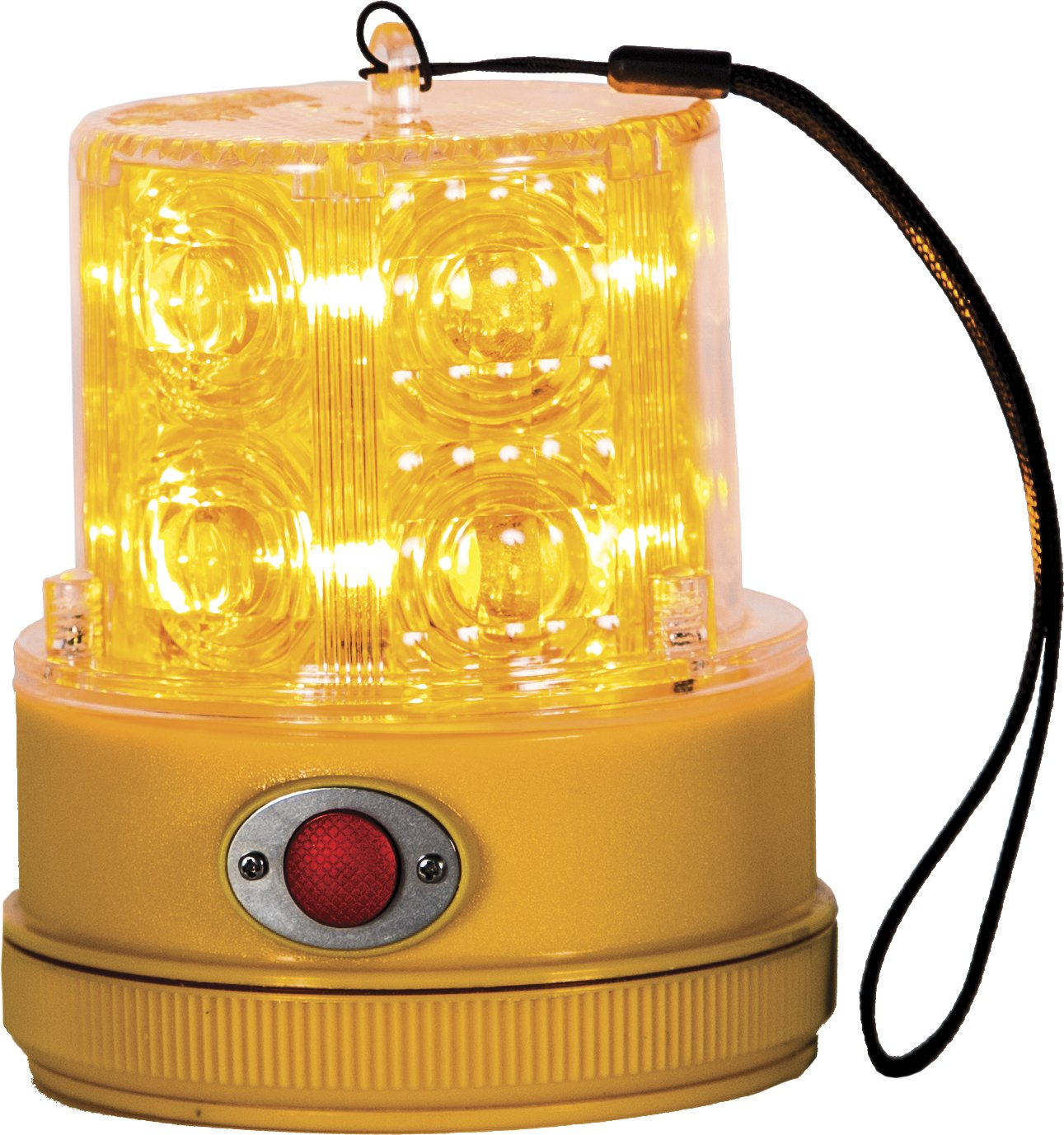 Buyers Products SL475A Beacon Mount (Beacon,24-Led,Amber,Battery,Mag Mount)