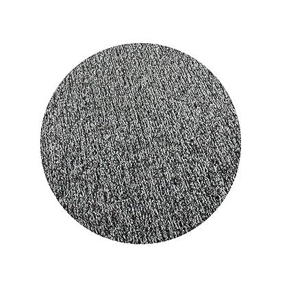 Amazon Com 12 Round Gray Black Economy Turf Artificial
