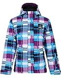 Dare 2b Girls' Thawed Ski Jacket-Electric Pink, 7-8 Years