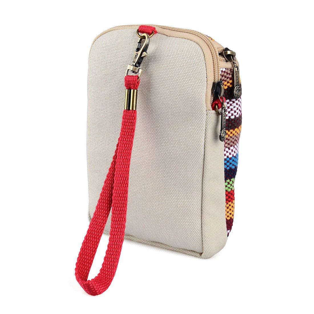 Amazon.com: Jiyaru - Bolso bandolera para mujer, diseño ...