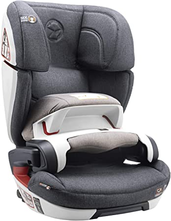 """SILLA COCHE 1 2 3, ISOFIX - Silla Coche con Isofix Grupo 1 2 3 """"Safe Travel"""" para niños de 9 a 36 kg"""