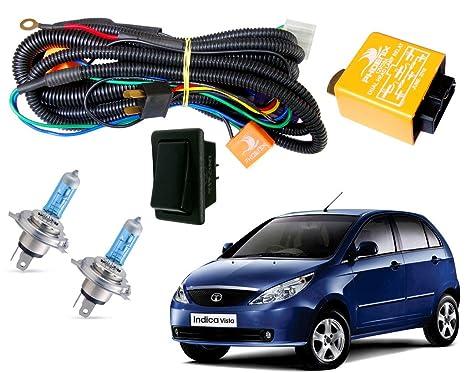 Auto Pearl Phoenix Headlamp High Power 100 90w 130 100w Wiring