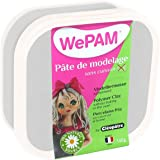 Porcelaine froide à modeler WePam 145 g - Argent - Wepam