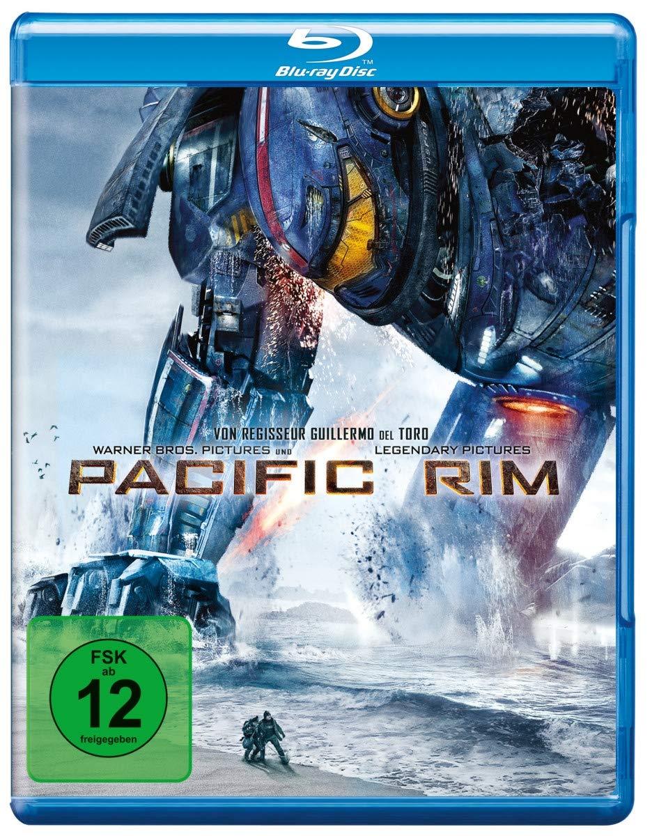 Pacific Rim [Alemania] [Blu-ray]: Amazon.es: Perlman, Ron ...