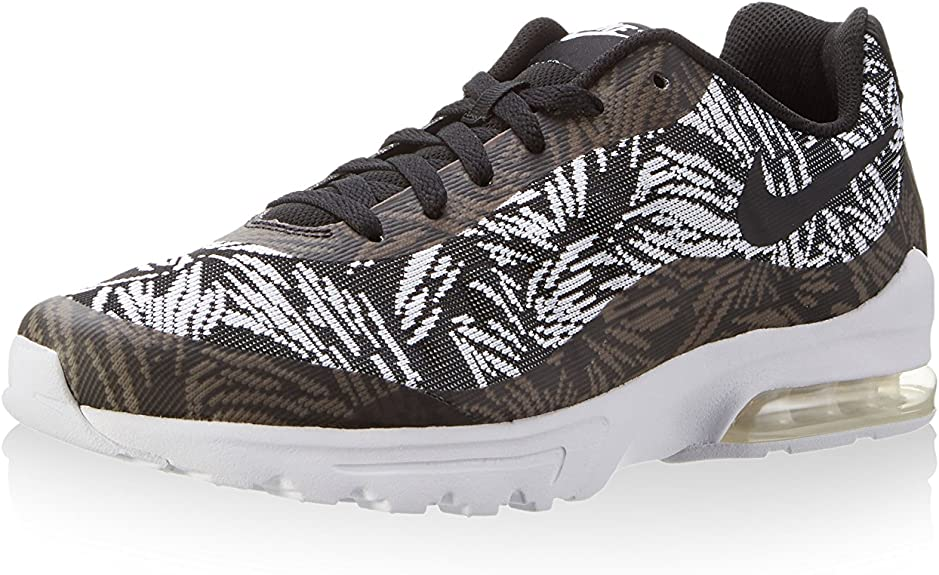 Nike Air Max Invigor Kjqrd, Chaussures de Sport Homme, Noir