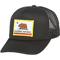 California Republic Patched Twill Mesh Cap