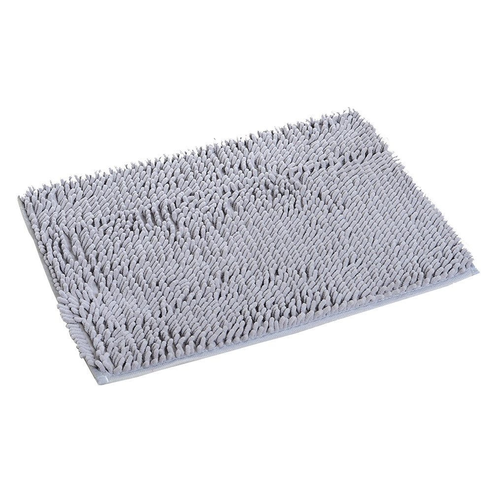 best Bath Rugs, Washable and Absorbent Soft Shower Mat, Non-Slip ...