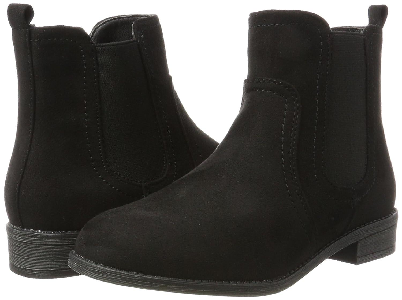 JANE KLAIN Damen Stiefel 253 576 Chelsea Stiefel Damen Schwarz (schwarz) 70cbb6