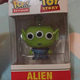 Funko-Pocket Keychain: Toy Story: Alien Pop Llavero for ...