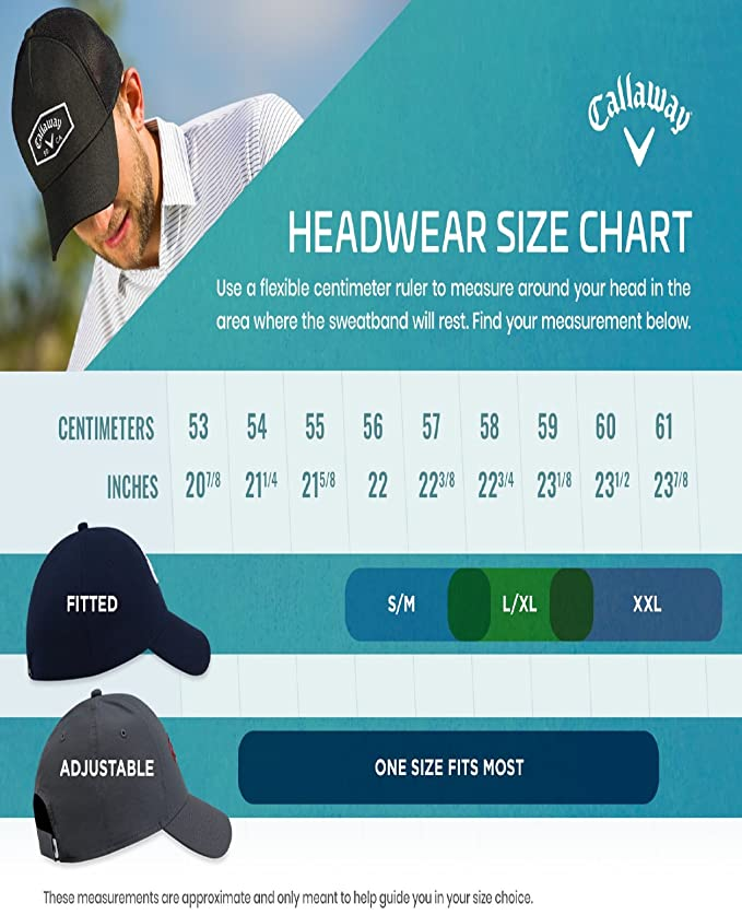Amazon.com  Callaway Golf 2018 Mesh Fitted Hat  Sports   Outdoors 2577fb4d9272