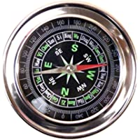 JM Jumbo Metal Military Magnetic Compass Fengshui / Hiking / Camping / Office -03
