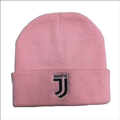 Cuffia Juventus Juve Rosa Donna Girl Ufficiale Berretto Cappello CUFJJROSA 52ba6ee7f826