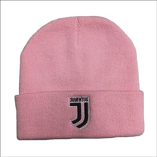 Berretto Rosa Girl Cappello Juventus Donna Cuffia Ufficiale Juve 2I9HED