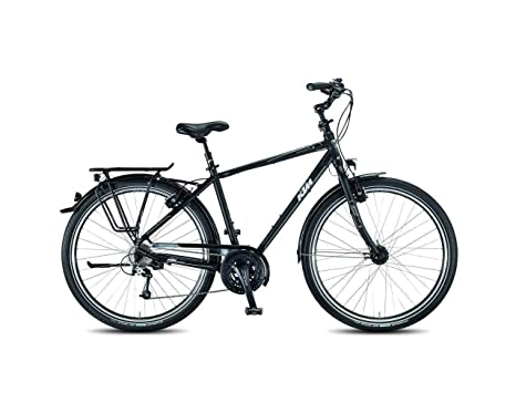 KTM Teramo XL 27 Hombre Bicicleta Trekking 28 pulgadas 27 velocidades: Amazon.es: Deportes y aire libre