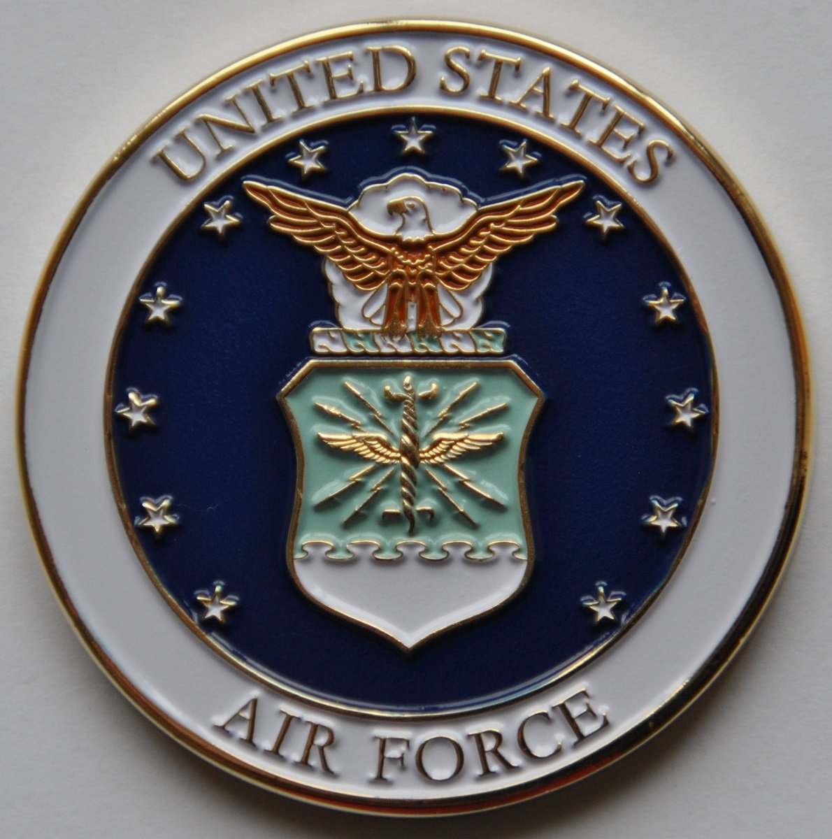 Kadena Air Base Challenge Coin by Challenge Coin (Image #1)