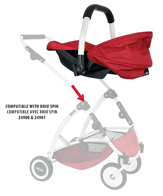 Amazon.es: Brio 24904000 - Muñecas de Auto Asiento para Spin muñeca Carro: Juguetes y juegos