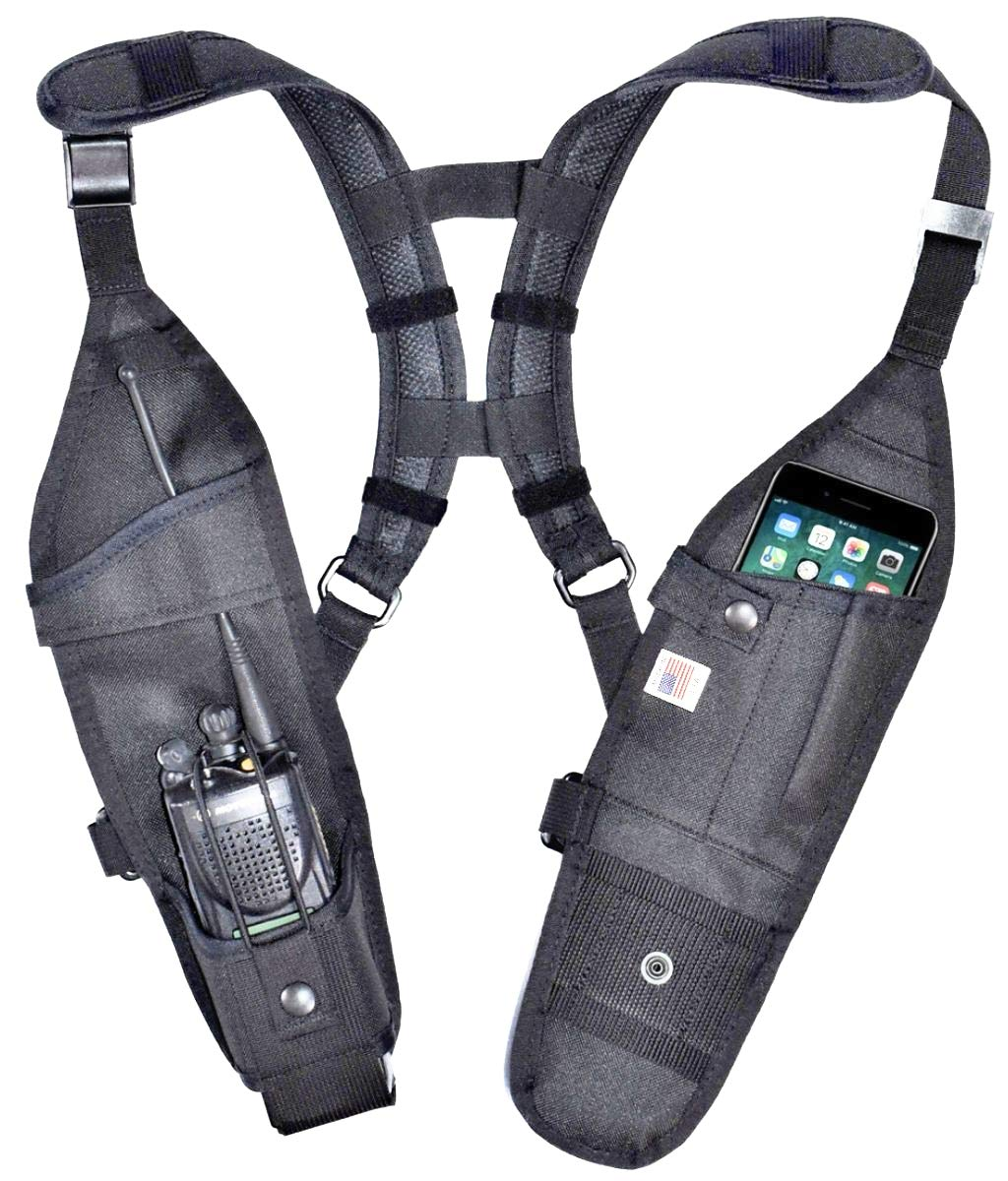 Universal Double Shoulder Holster - 300D