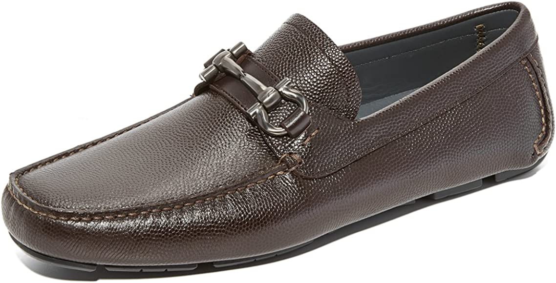 Parigi Bit Driver Shoes, Hickory, Brown
