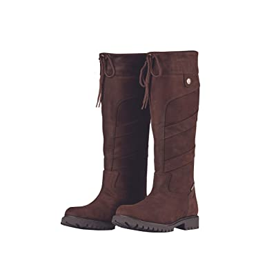 Dublin Ladies Kennet Chocolate Boots : Sports & Outdoors
