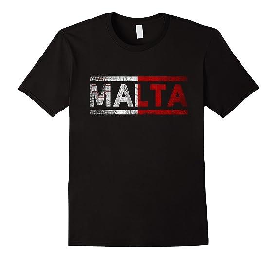 Men's Clothing MALTA MALTESE FLAG EMBLEM T-SHIRT ALL SIZES & COLOURS T-Shirts