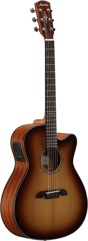 Alvarez af60ceshb Guitarra acústica